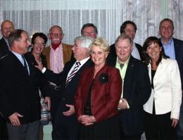 35 jaar Lionsclub