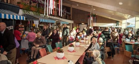 kerstmarkt maria oord vinkeveen